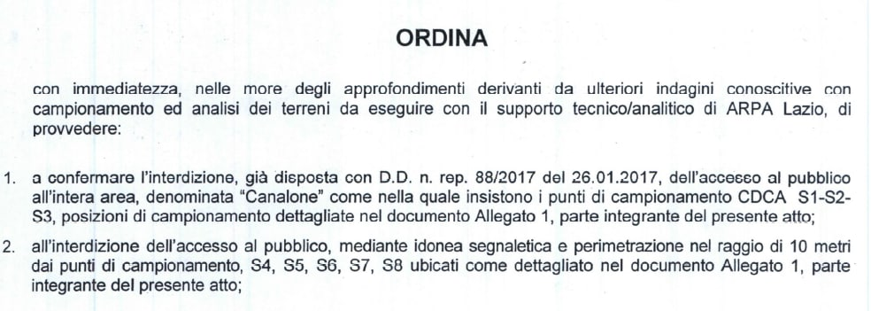 pinuccia montanari m5s roma bonifica centocelle - 5
