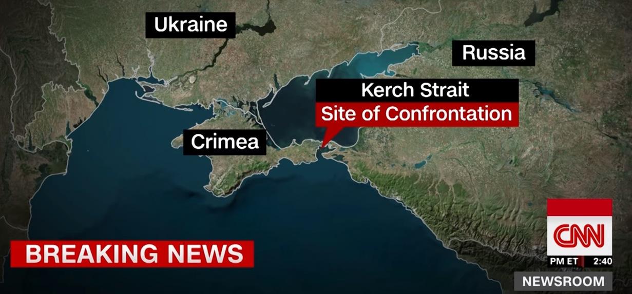 russia crimea stretto kerch - 1
