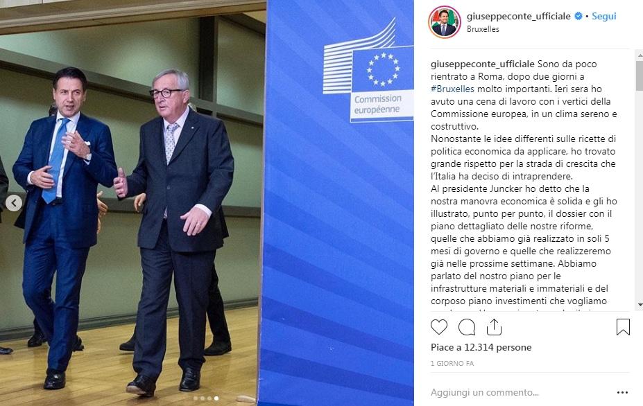 strategia governo commissione UE - 2