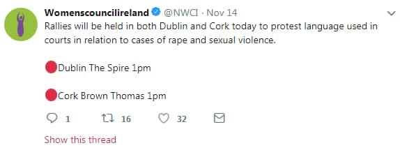tanga stupro irlanda cork assoluzione - 4