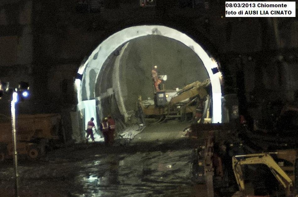 tunnel neutrini torino lione - 1