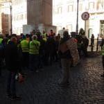 andrea castellani pappalardo rivoluzione gilet gialli roma - 7