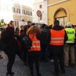 andrea castellani pappalardo rivoluzione gilet gialli roma - 9
