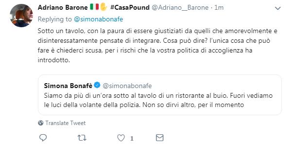 bonafè sovranisti insulti - 7