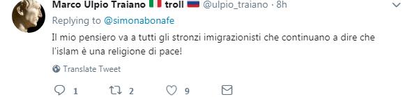 bonafè sovranisti insulti - 9