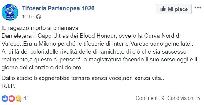 daniele belardinelli blood & honour