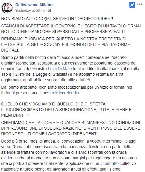 di maio rider fregati contratto - 2