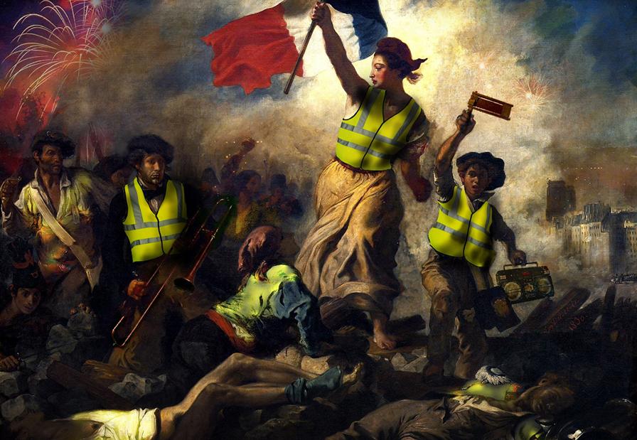 gilet gialli francia evoluzione - 4