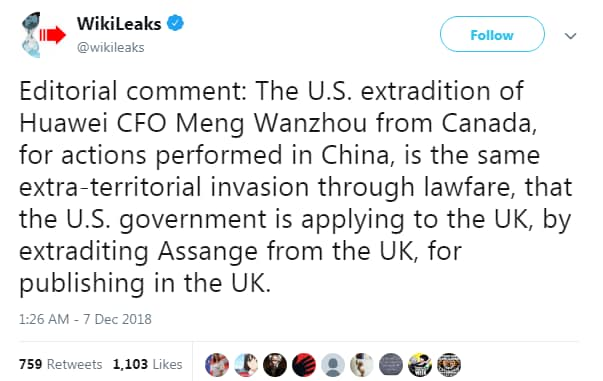 huawei arresto guerra intelligence USA - 2