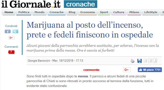 incenso marijuana chieti bufala - 1