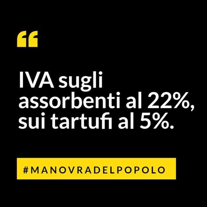 iva tartufo 5%