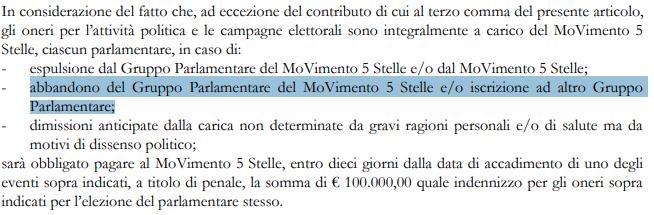 matteo dall'osso penale 100 mila euro - 2