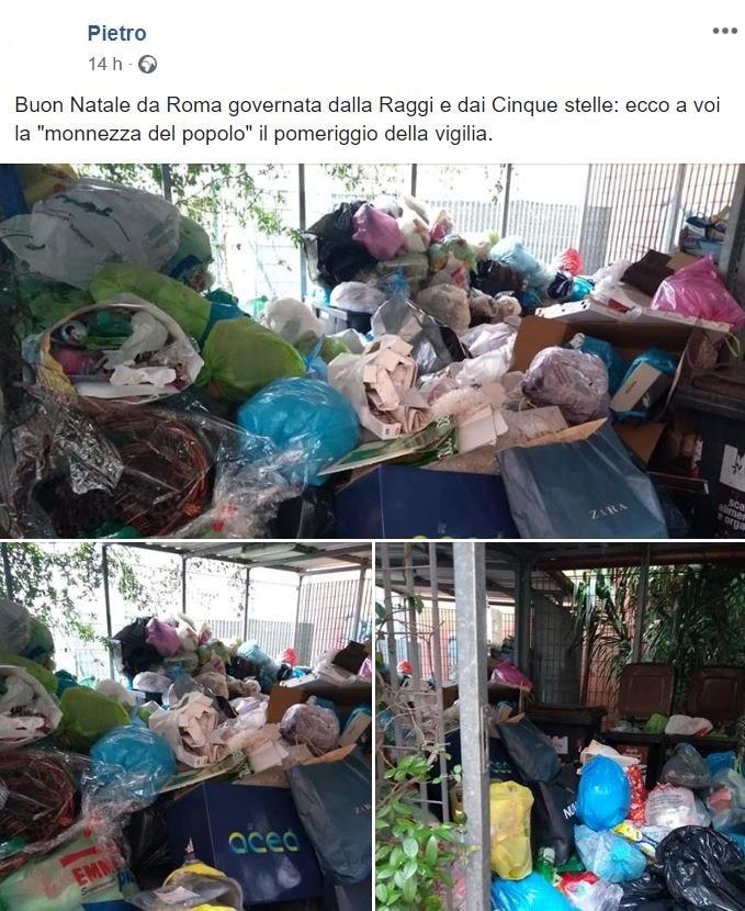 natale monnezza roma 4