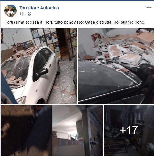 terremoto catania fleri
