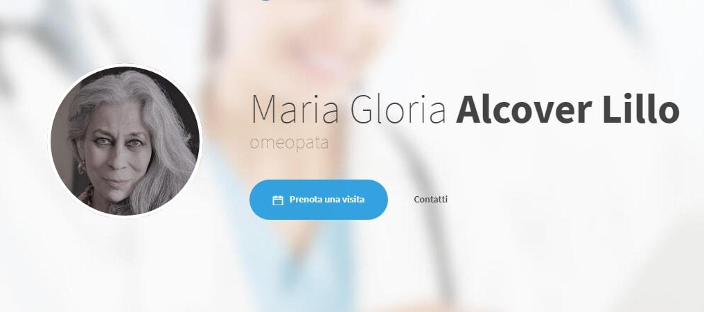 Maria Gloria Alcover Lillo germana durando - 1