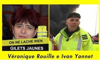 Véronique Rouille e Yvan Yonnet