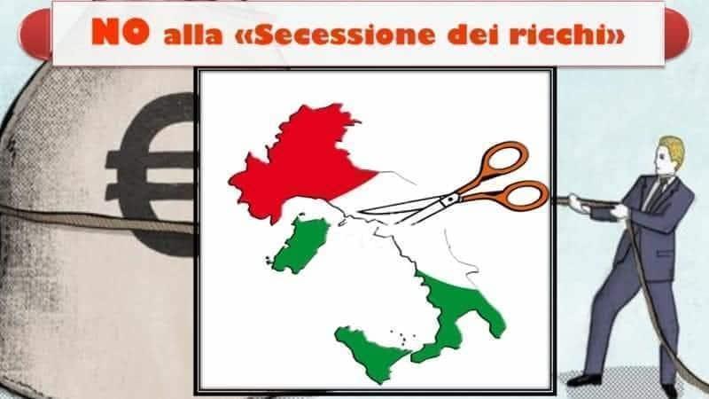 autonomia regioni del nord secessione dei ricchi