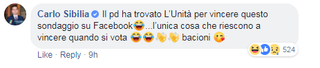 carlo sibilia renzi lino banfi sondaggi - 3