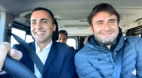 di maio di battista quota 41 - 1