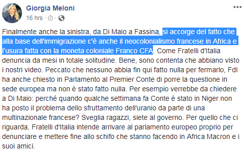franco cfa di battista di maio migranti - 3