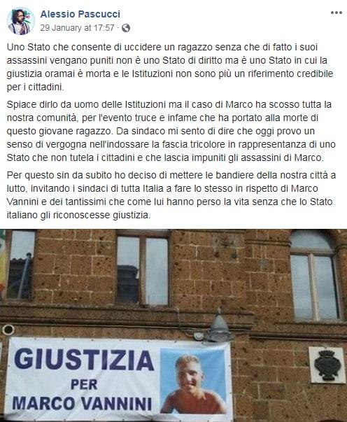 omicidio vannini sentenza ciontoli omicidio colposo cinque anni - 3