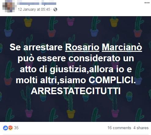rosario marcianò arresto 40mila euro carcere - 3