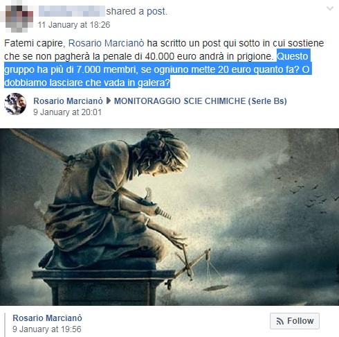 rosario marcianò arresto 40mila euro carcere - 4