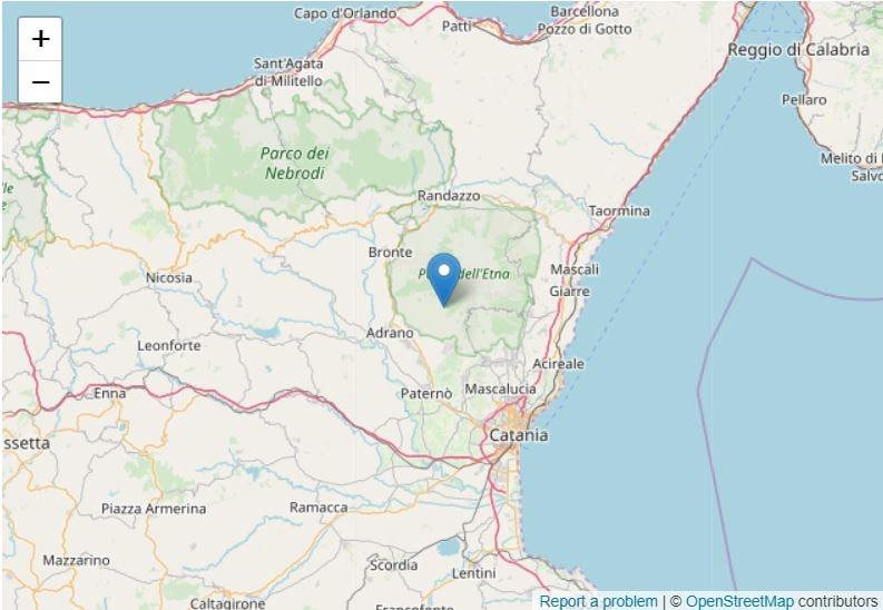 terremoto ragalna catania
