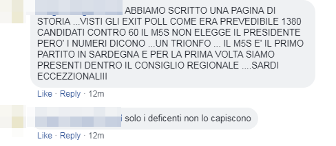 5stelle sardegna sconfitta di maio - 5
