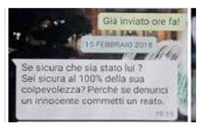 Maria Stanzione andrea bogdan giulia sarti