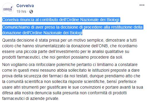 d'anna odb vaccini burioni corvelva - 2