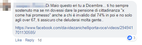 di maio pensioni invalidità reddito cittadinanza - 7