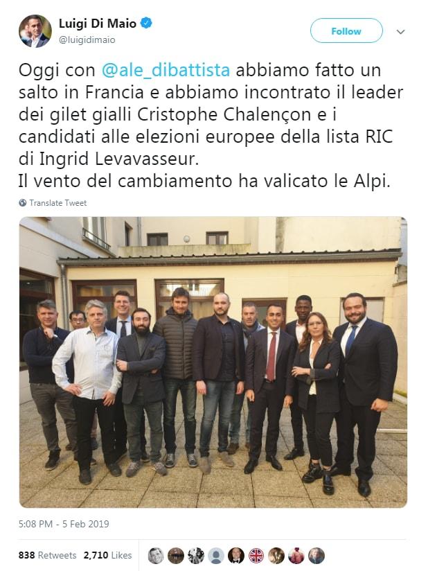 di maio pernigotti crisi sindacati lavoratori licenziati - 3