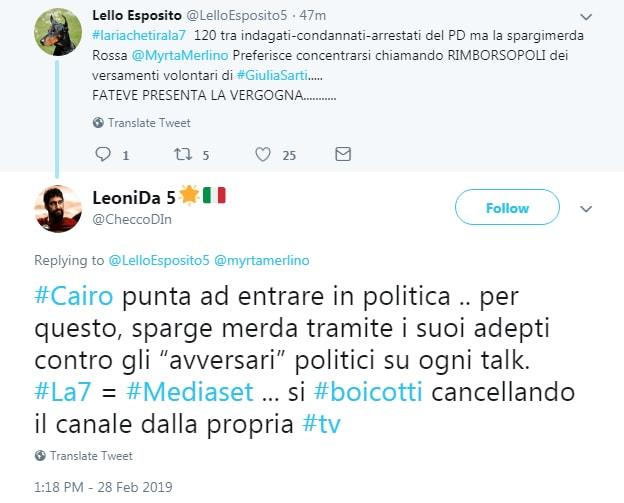 giulia sarti m5s rimborsopoli fidanzato grillini - 5