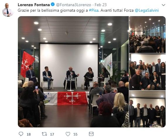 lorenzo fontana catechismo lega ama il prossimo - 1