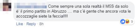m5s grillini abruzzo regionali sconfitta - 10