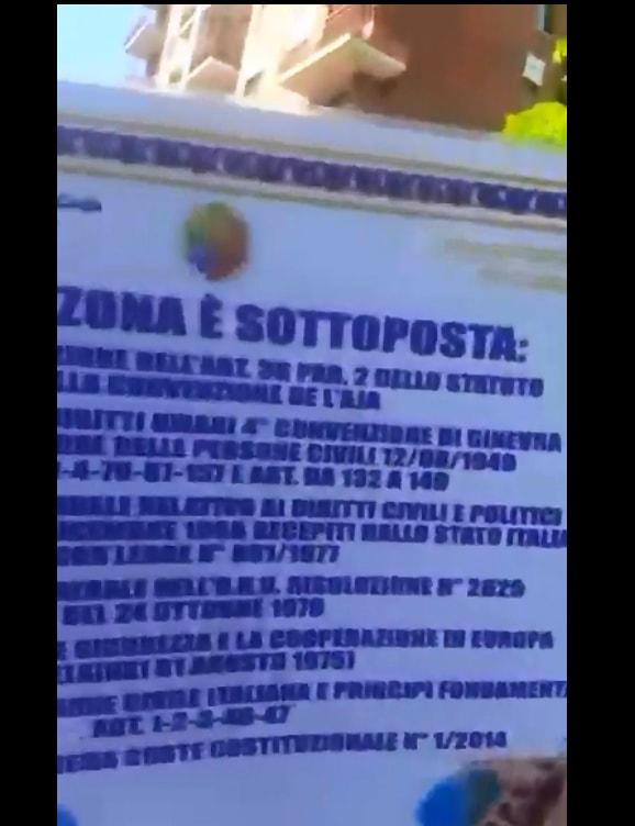 processo cittadini sovrani nativi torino castellani - 1