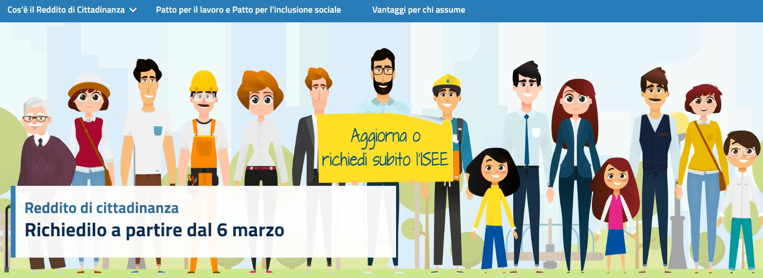reddito di cittadinanza sito gov errori - 1