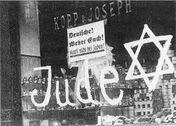 antisemitismo 1