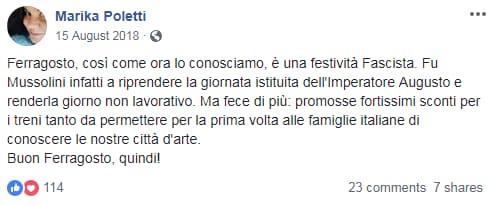 marika poletti svastica capo gabinetto gottardi - 2