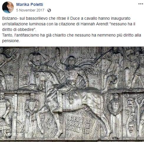 marika poletti svastica capo gabinetto gottardi - 3