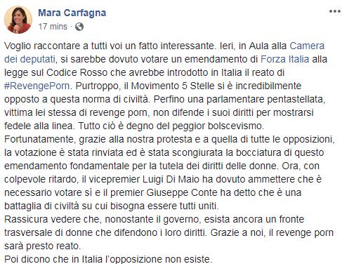 revenge porn legge boldrini carfagna emendamento - 4