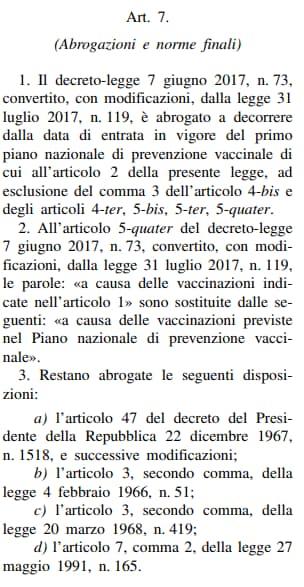 ddl 770 vaccini lega obbligo vaccinale - 3
