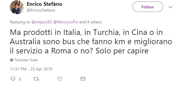 enrico stefàno autobus roma atac turchia - 4