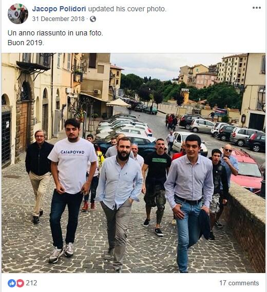 francesco chiricozzi casapound viterbo violenza sessuale - 6