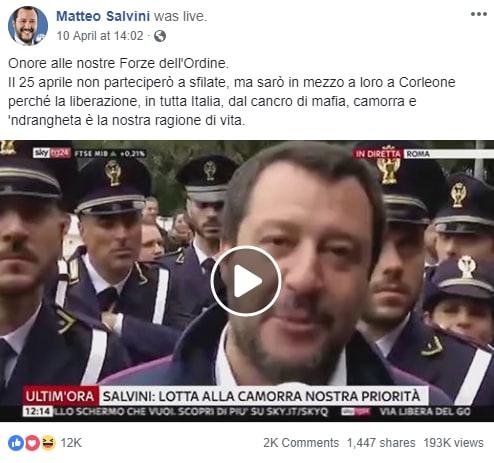 luigi di maio comunista salvini sinistra - 1