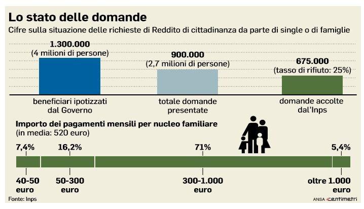 reddito di cittadinanza spesa non tracciabile 1