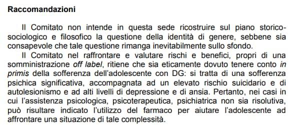 triptorelina gender aifa cnb belpietro - 6