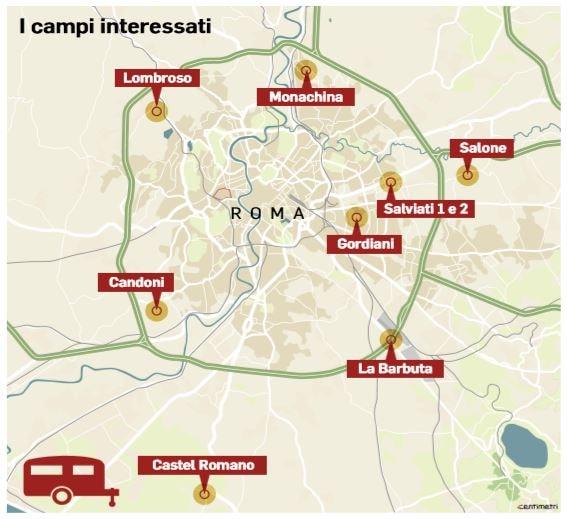 campi rom chiusure rimandate
