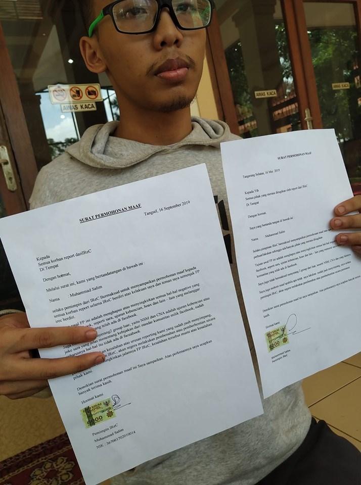 facebook gruppi segreti indonesian report crossover - 6